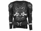Gilet de protection avec manches LEATT Body Protector 5.5 noir gilets protection