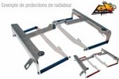 Protection De Radiateur AXP KTM 450 EX-C 2012-2016 protections radiateur