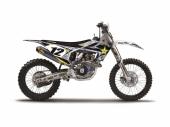Kit complet BLACKBIRD Rockstar Energy Husqvarna TE/FE 125 et + 2017 kit deco