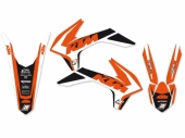 Kit déco Blackbird Dream Graphic III KTM 250 SX 2016-2017 kit deco