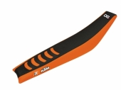 Housse de selle Blackbird Double Grip 3 noir/orange KTM 350 EXC-F 2018 housses de selle