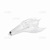 garde boue arriere UFO BLANC  KTM 65 SX 2016-2018 plastiques ufo