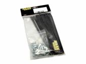 kit rayons origine haan wheels arriere NOIR KTM 350 SX-F 2011-2017 kit rayons