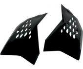 ouies de radiateurs UFO KTM 250 EXC 2008 plastiques ufo
