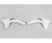 ouies de radiateurs UFO KTM 250 EXC 2012-2013 plastiques ufo