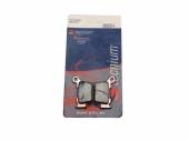 Plaquettes de frein TECNIUM ARRIERE KTM 300 EX-C 2004-2018 plaquettes de frein