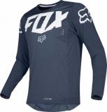 Maillot Cross FOX Flexair Preest  noir/jaune 2018 maillots pantalons