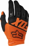 Gants Moto Cross FOX Dirtpaw Race ORANGE 2018 gants