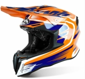 CASQUE AIROH TWIST  ORANGE casques