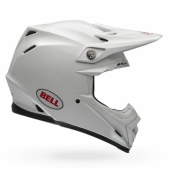 Casque BELL Moto-9 Flex Solid blanc casques