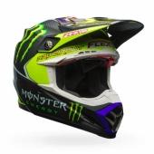 Casque BELL Moto-9 Flex Pro Circuit 17 noir/vert  casques