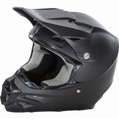 CASQUE CROSS FLY RACING F2 CARBON NOIR casques