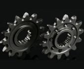 Pignon RENTHAL 13 dents aciers standard SUZUKI 250 RM-Z 2013-2017 pignon couronne