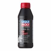 HUILE DE FOURCHE LIQUI MOLY SAE  5 W  1 litre huile de fourche