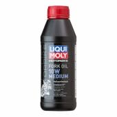 HUILE DE FOURCHE LIQUI MOLY SAE 10 W 1 litre huile de fourche
