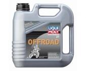 huile melange 2 T LIQUI MOLY semi-synthetic 4 L huile moteur  2 T