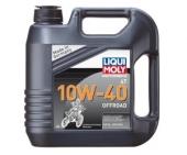 huile moteur 4 T LIQUI MOLY 10W-40 4 L huiles moteur 4 T
