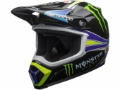 Casque BELL MX-9 Mips Pro Circuit Replica 18.0 Gloss 2018 casques