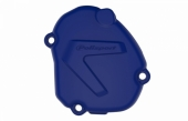 Protection de carter d'allumage POLISPORT bleu Yamaha 125 YZ  2005-2018 protection carter allumage