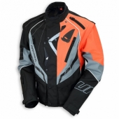 Veste UFO enduro ORANGE/NOIR 2018 vestes
