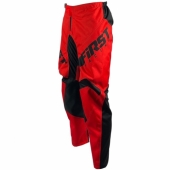 PANTALON  CROSS  FIRTS RACING SCAN GRIS CHINE/LIME FLUO 2018 maillots pantalons