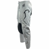 PANTALON CROSS  FIRTS RACING SCAN BLEU CHINE/BLANC 2018 maillots pantalons