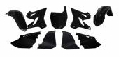 Kit Plastiques RACETECH Replica 15 noir Yamaha 125 YZ 2005-2014 kit plastiques racetech