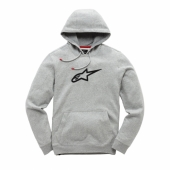 SWEAT ALPINESTARS LONG RUN FLEECE GRIS / NOIR sweatshirt