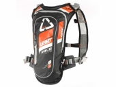 Sac d'hydratation LEATT GPX Race HF 2.0 orange/noir systeme hydratation
