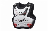 Pare-pierres CROSS Phantomi blanc Polisport KID protections kids