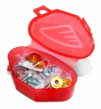 KIT VISSERIE PLASTIQUE CYCRA HONDA 450 CR-F 2009-2012 kit visserie plastique cycra