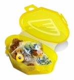 KIT VISSERIE PLASTIQUE CYCRA  SUZUKI 250 RM-Z 2010-2017 kit visserie plastique cycra