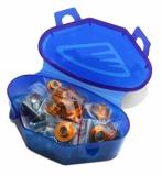 KIT VISSERIE PLASTIQUE CYCRA YAMAHA 250 YZ-F 2010-2013 kit visserie plastique cycra