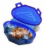 KIT VISSERIE PLASTIQUE CYCRA YAMAHA 250 YZ-F 2014-2017 kit visserie plastique cycra