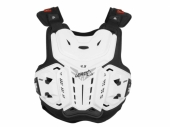 Pare-pierre MOTO CROSS  LEATT 4.5 blanc pare pierre
