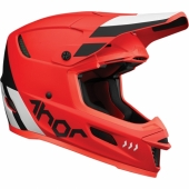 CASQUE CROSS THOR SECTOR RICOCHET NAVY/ORANGE casques