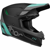 CASQUE CROSS THOR SECTOR RICOCHET BLANC/GRIS casques