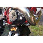 Sabot GP AXP PHD noir HUSQVARNA  85 TC 2014-2017 sabots axp