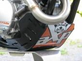 Sabot GP AXP PHD noir KTM 250 SX-F 2013-2014 sabots axp