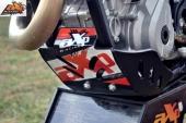 Sabot GP AXP PHD noir KTM 250 SX-F 2016-2017 sabots axp