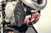 Sabot GP AXP PHD noir KTM 450 SX-F 2016-2017 sabots axp