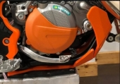 SABOT PHD ORANGE AXP KTM 150 SX 2017-2018 sabots axp