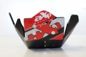 Sabot AXP Xtrem PHD noir HONDA 450 CR-F 2017-2018 sabots axp