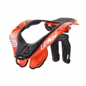 Protection cervicale LEATT GPX 5.5 orange protections cervicales