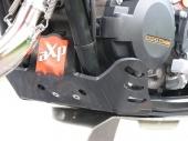 Sabot enduro AXP PHD 6mm noir KTM 300 EX-C 2005-2016 sabots axp