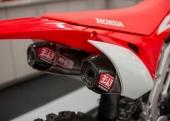 Ligne complète YOSHIMURA USA RS-9T titane/silencieux titane Honda 450 CR-F 217-2019 echappements