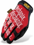 Gants MECHANIX Original rouge outillages