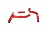 Durites de radiateur SAMCO kit transformation Y rouge 4 durites Suzuki 250 RM-Z 2013-2018 durite radiateur