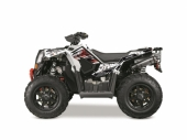 Kit déco KUTVEK Rotor noir POLARIS SCRAMBLER 850/1000 2013-2017 kit deco quad et ssv