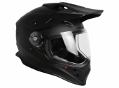 Casque JUST1 J34 Adventure NOIR MAT  casque quad